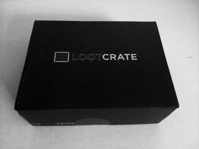 Delivered! UNITE - Loot Crate May 2015