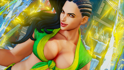Much A-don't About Street Fighter V's Laura Matsuda reveal