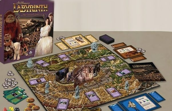 Jim Henson's Labyrinth The Board Game Announced