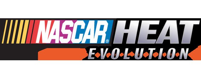 Resultado de imagem para NASCAR Heat Evolution logo png