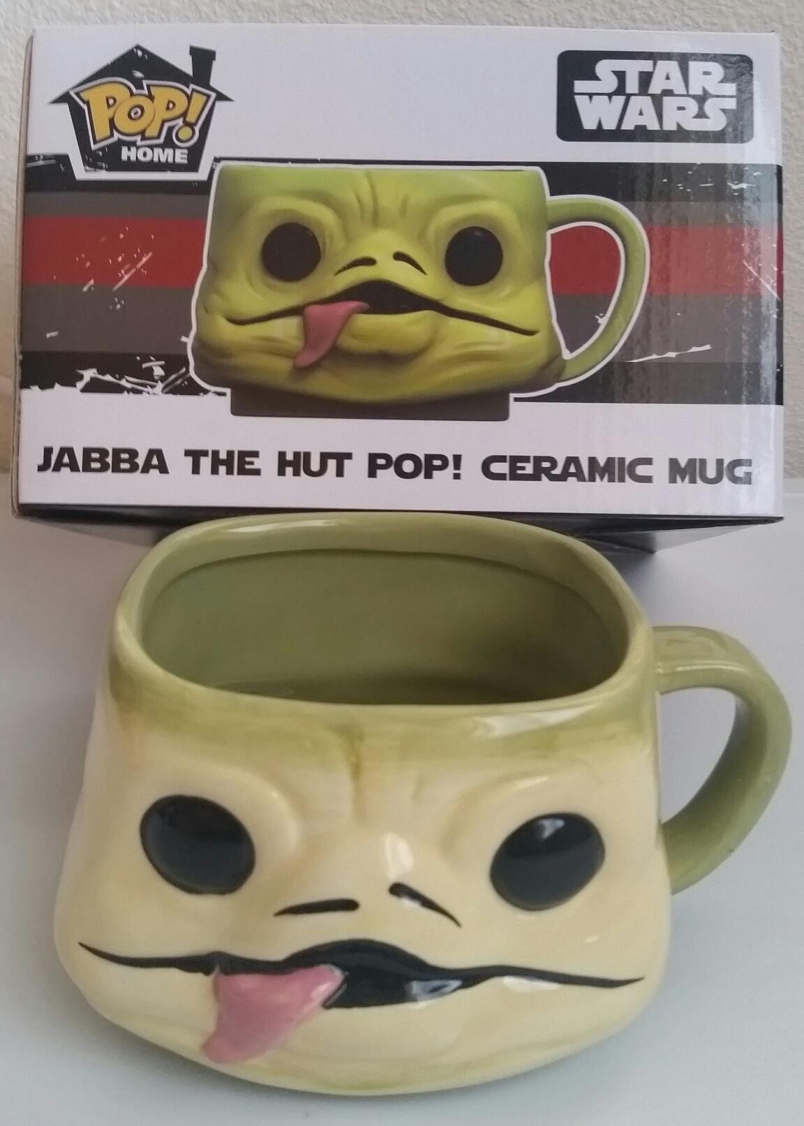 Jabba Pop! Home mug