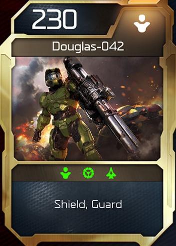 Spartan Douglas