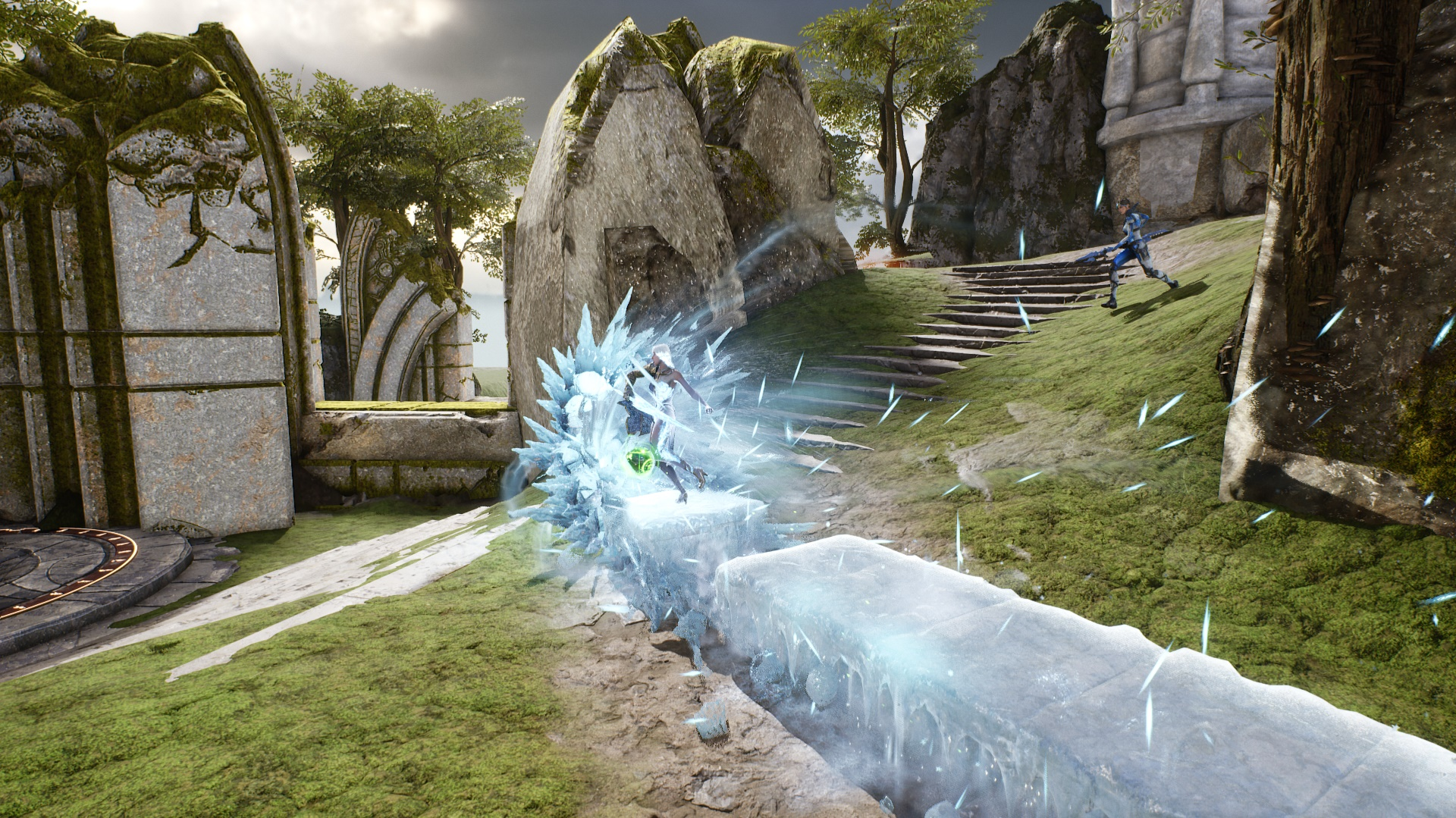 Glacial Charge Back