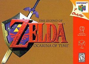 Legend of Zelda Orcarina of time