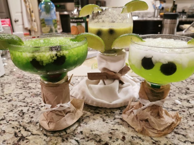 Baby Yoda Cocktails - How to Make at Home