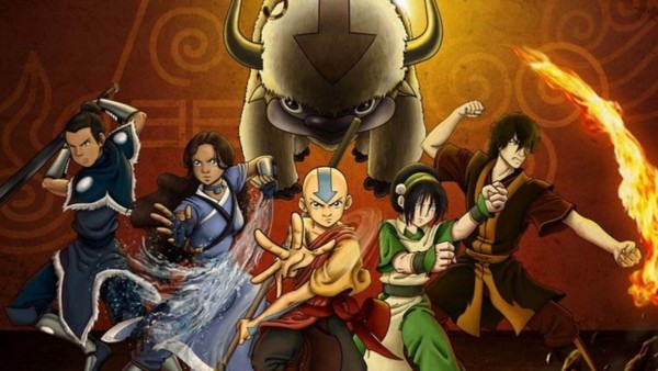 Last Air Bender Best Anime Series Of All Time