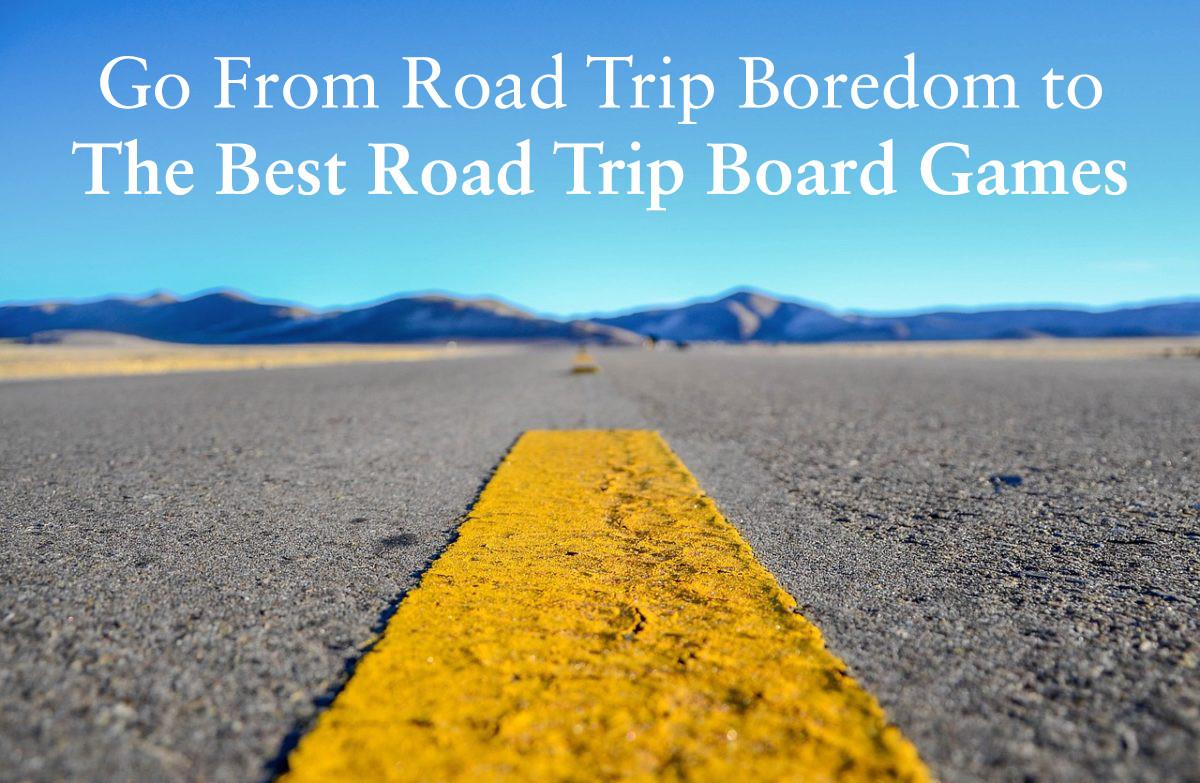 Best Road Trip Board Games